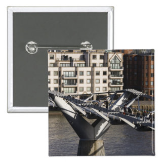 Europe,ENGLAND, London: View of the Millenium Pinback Button