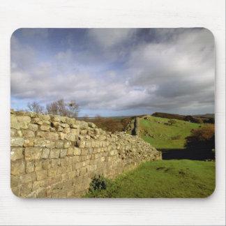 Europe, England, Northumberland. Hadrian's Mouse Pad