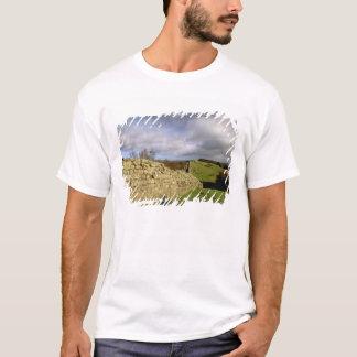Europe, England, Northumberland. Hadrian's T-Shirt