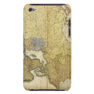 Europe Ethnography Map Barely There iPod Case