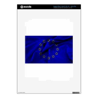 europe-flag iPad 3 decal