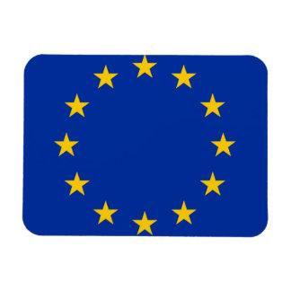 Europe flag magnet