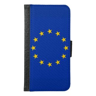 Europe flag samsung galaxy s6 wallet case