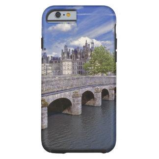 Europe, France, Chambord. A stone bridge leads Tough iPhone 6 Case