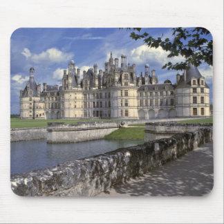 Europe, France, Chambord. Imposing Chateau Mouse Pad