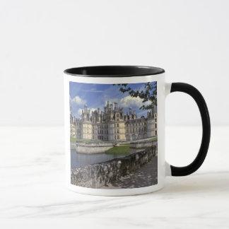 Europe, France, Chambord. Imposing Chateau Mug