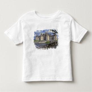 Europe, France, Chambord. Imposing Chateau Tee Shirt
