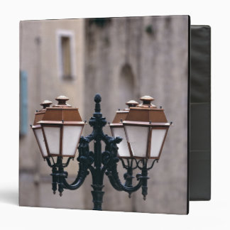 Europe, France, Forcalquier. Old weathered 3 Ring Binder
