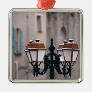 Europe, France, Forcalquier. Old weathered Christmas Ornaments
