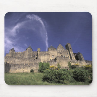 Europe, France, Languedoc; Aude; Carcassonne, Mouse Pad