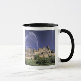 Europe, France, Languedoc; Aude; Carcassonne, Mug