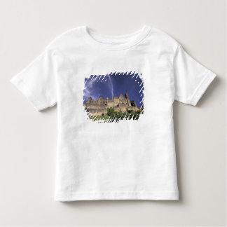 Europe, France, Languedoc; Aude; Carcassonne, Toddler T-shirt