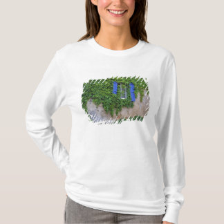 Europe, France, Lourmarin. Cascading ivy T-Shirt