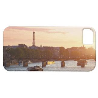 Europe, France, Paris (75), Tourist Boat on iPhone SE/5/5s Case