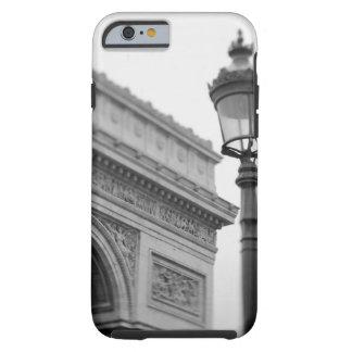 Europe, France, Paris. Arc de Triomphe and Tough iPhone 6 Case