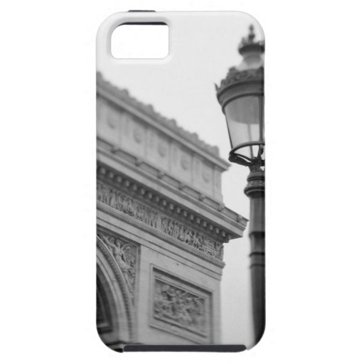 Europe, France, Paris. Arc de Triomphe and iPhone 5 Covers