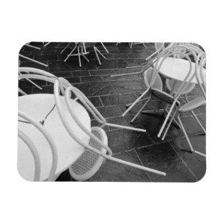 Europe, France, Paris. Chairs, Jardin du 4 Magnet