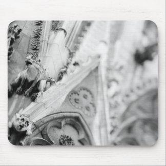 Europe, France, Paris. Detail: sculpture on Mouse Pad
