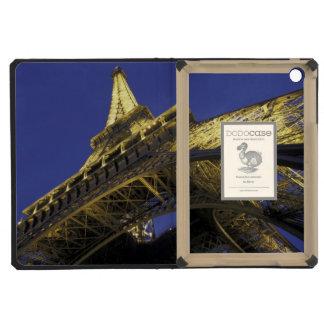 Europe, France, Paris, Eiffel Tower, evening 2 iPad Mini Case