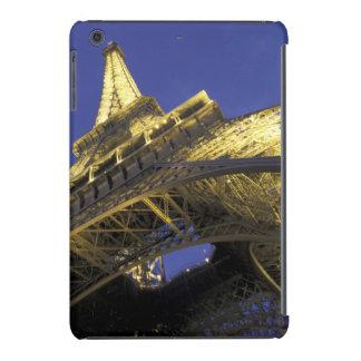 Europe, France, Paris, Eiffel Tower, evening 2 iPad Mini Retina Covers