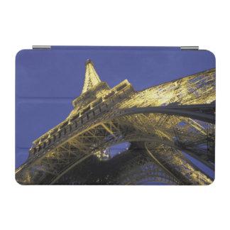 Europe, France, Paris, Eiffel Tower, evening 2 iPad Mini Cover