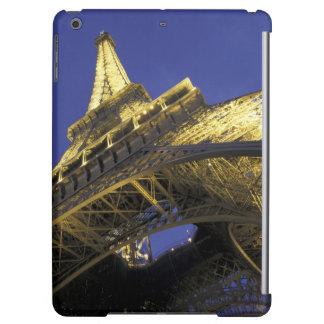 Europe, France, Paris, Eiffel Tower, evening 2 iPad Air Cover