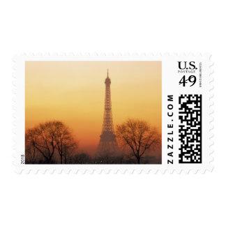Europe, France, Paris. Eiffel Tower (Medium Postage