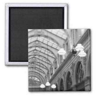 Europe, France, Paris. Interior, Galerie Magnet