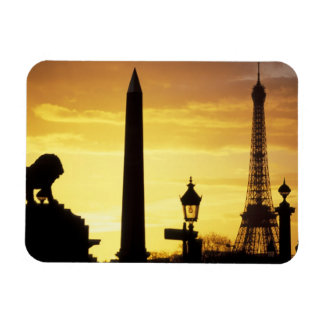 Europe, France, Paris, Place de Concorde. Magnet