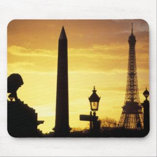 Europe, France, Paris, Place de Concorde. Mouse Pad