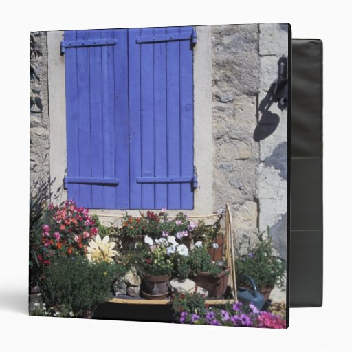 Europe, France, Provence, Aix-en-Provence. 3 Ring Binders