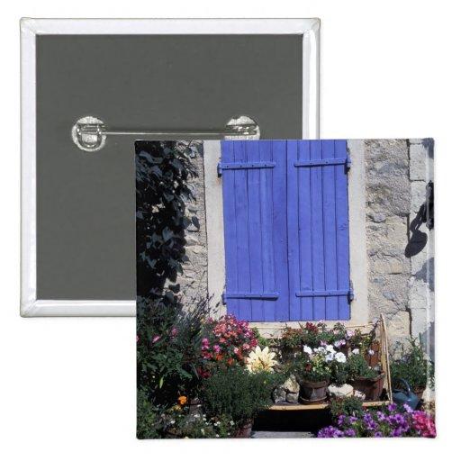 Europe, France, Provence, Aix-en-Provence. Pinback Buttons