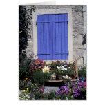 Europe, France, Provence, Aix-en-Provence. Card