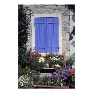 Europe, France, Provence, Aix-en-Provence. Photo Print