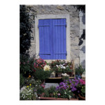 Europe, France, Provence, Aix-en-Provence. Posters