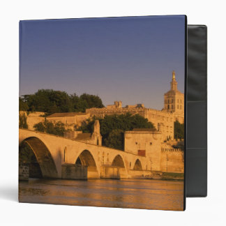 Europe, France, Provence, Avignon. Palais des 2 3 Ring Binder