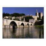 Europe, France, Provence, Avignon. Palais des Post Card