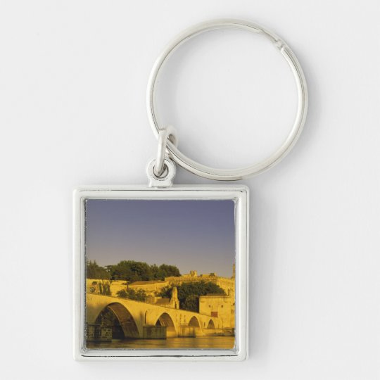 Europe, France, Provence, Avignon. Pont St, 2 Keychain