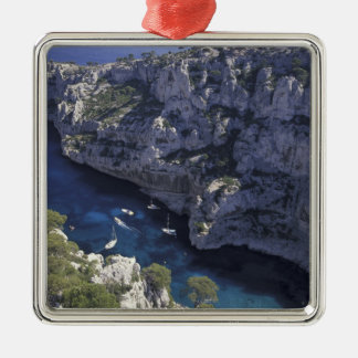 Europe France Provence Calanques Limestone Ornaments