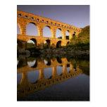 Europe, France, Provence, Gard. Pont du Gard, Post Cards