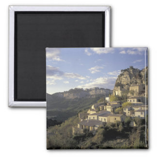 Europe, France, Provence, La Roque Alric, 2 Inch Square Magnet