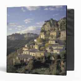 Europe, France, Provence, La Roque Alric, 3 Ring Binder