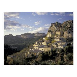 Europe, France, Provence, La Roque Alric, Postcard