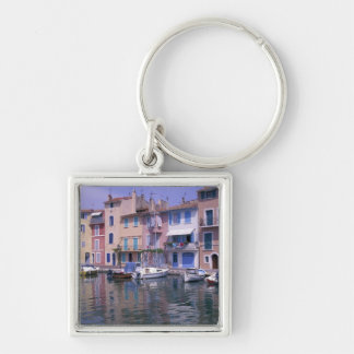 Europe, France, Provence, Martiques, Miroir Keychain