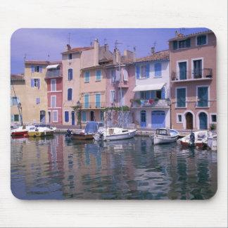 Europe, France, Provence, Martiques, Miroir Mouse Pad