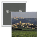 Europe, France, Provence, Vaucluse, SSablet, Pinback Buttons