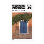 Europe, France, Roussillon. Ivy covers the wall Postage Stamps