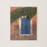 Europe, France, Roussillon. Ivy covers the wall Jigsaw Puzzles