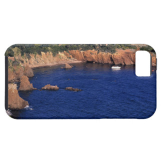 Europe, France, Theoule-sur-Mer. A tile-roofed iPhone SE/5/5s Case