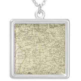 Europe, Germany, Austria Personalized Necklace
